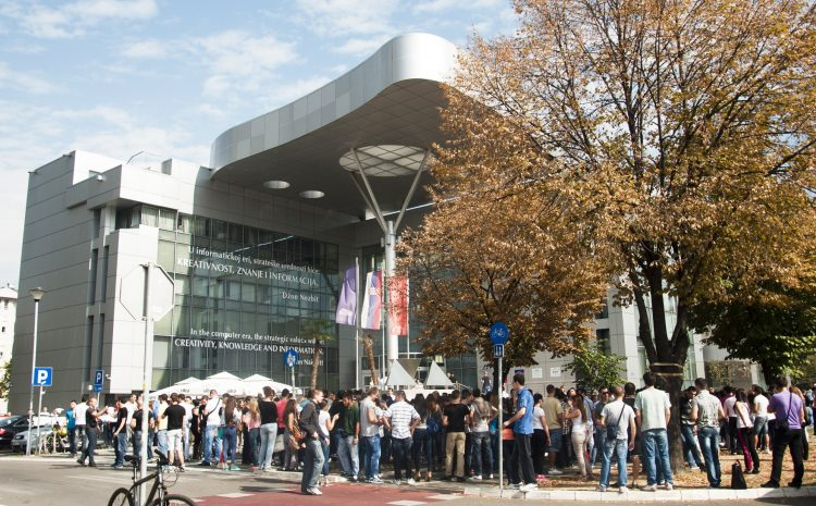 The top choice for studying in Serbia University of Belgrade